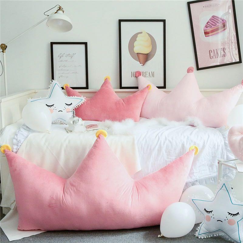 Princess Crown L Pillow Bed
