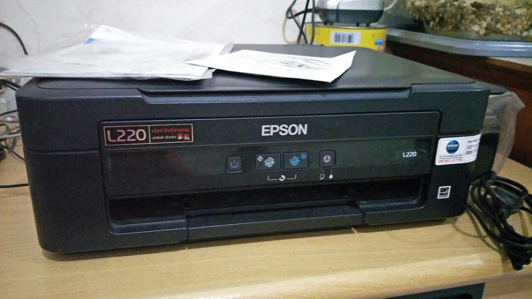 Printer Epson L220  (Mati)