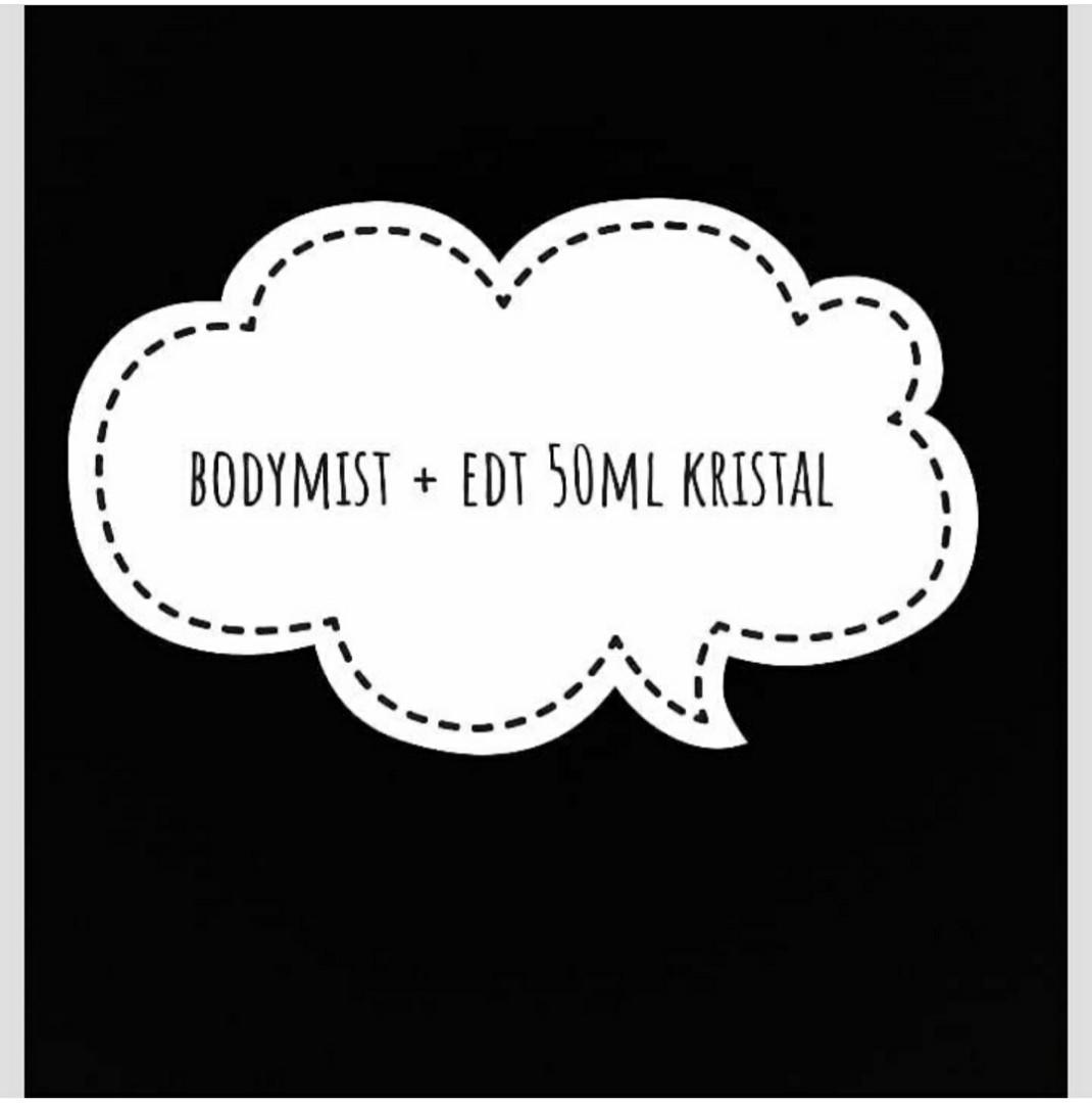 Promo EDT n Bodymist 250k
