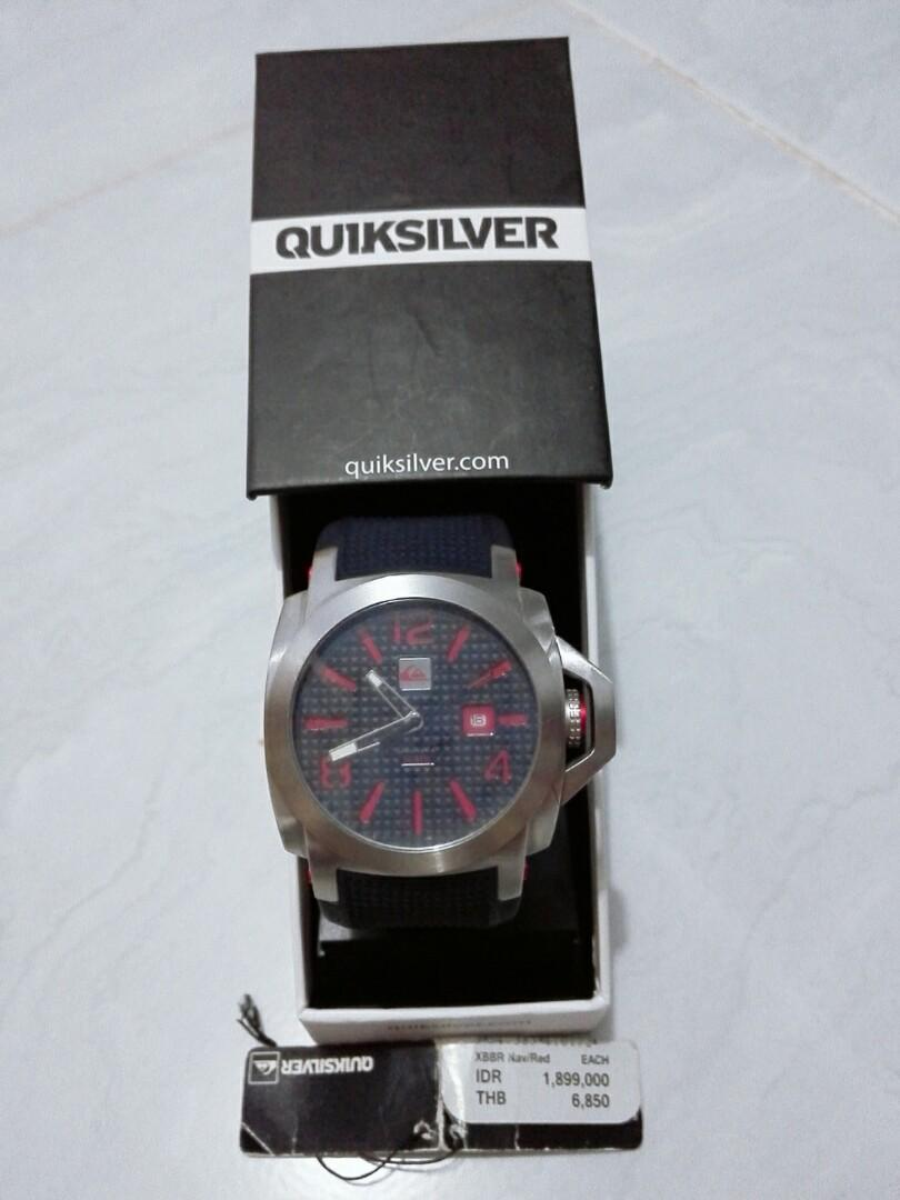 Quiksilver Lanai Navy Red