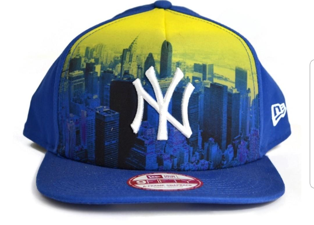 New Era NY Yankees Snapback