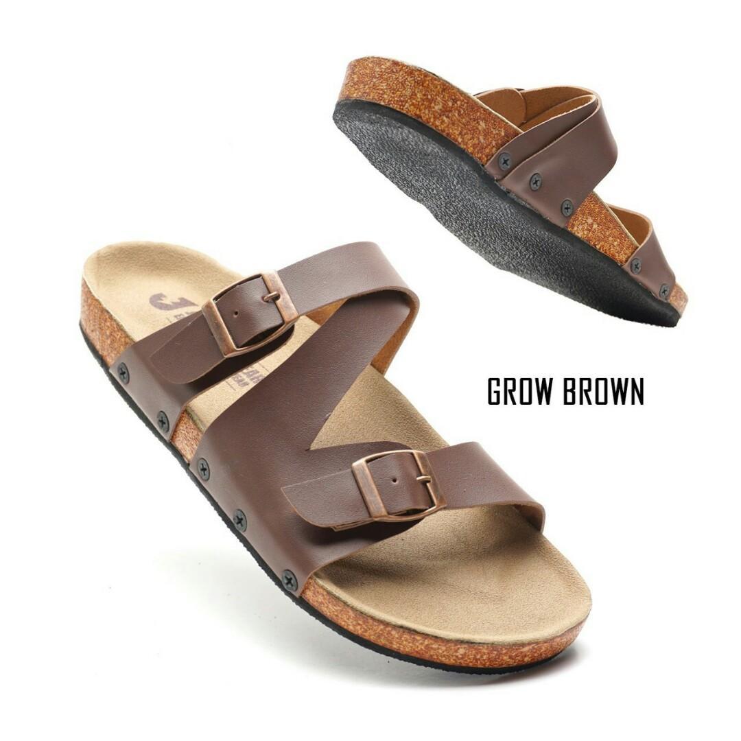 Sandal kulit joey