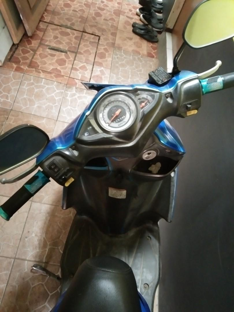 Skydrive 125 th 2009 4jt nego