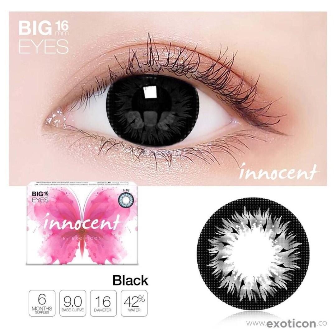 Softlens Innocent by X2 BIG EYES 16mm
