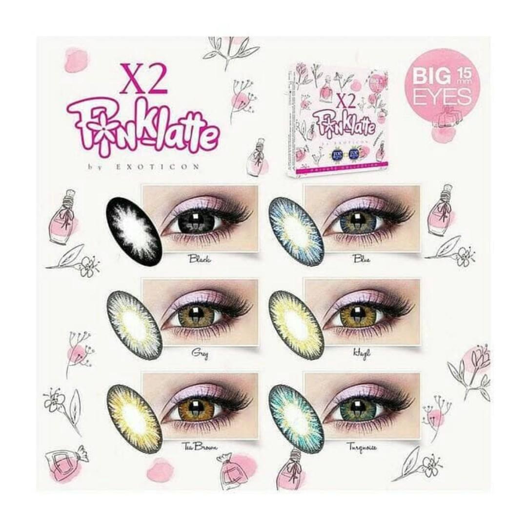 Softlens X2 Pinklatte