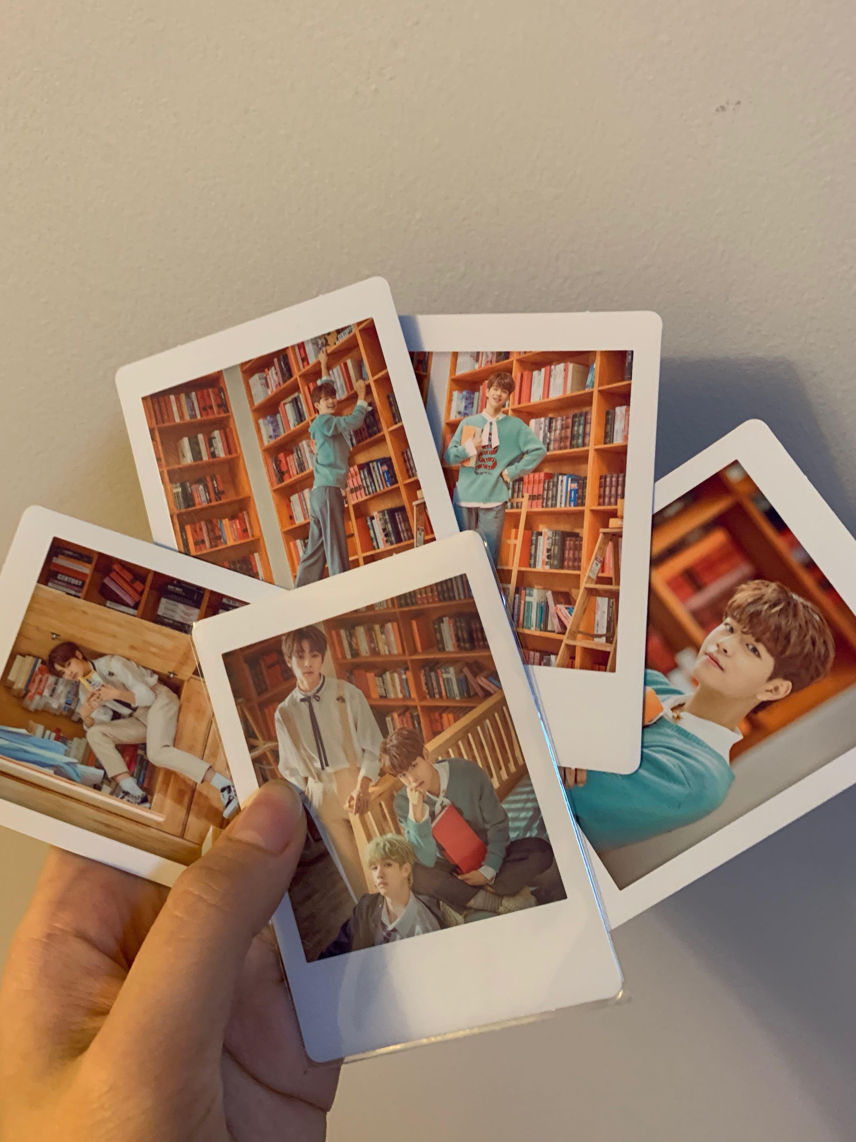 stray kids unveil op3 polaroid pcs