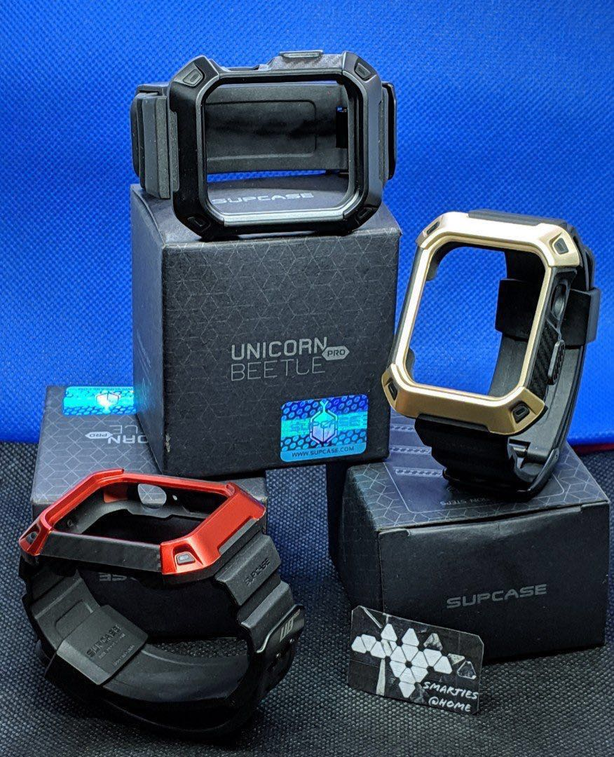 competitive price 96b44 b35d4 Supcase UB Pro Case for Apple watch 4 44mm