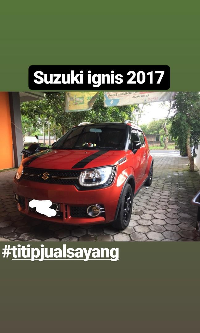 Suzuki ignis 2017 / 2018 AT