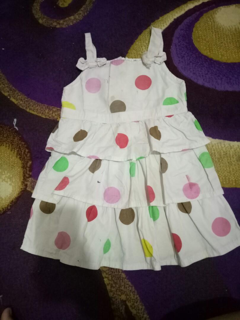 Take all 100rb girl clothes 3 -5 thn
