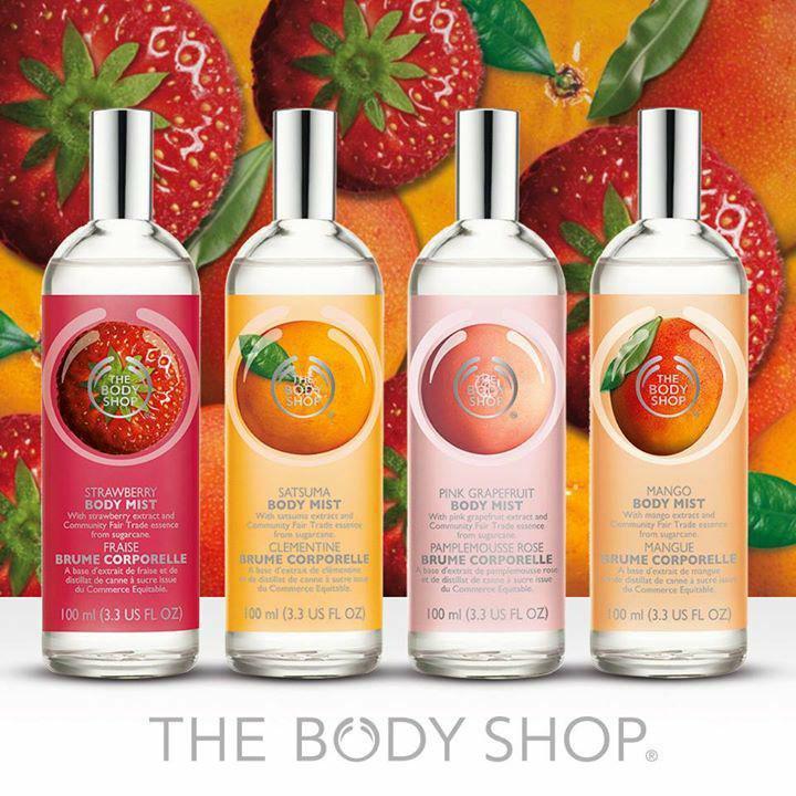 The Body Shop Body Mist