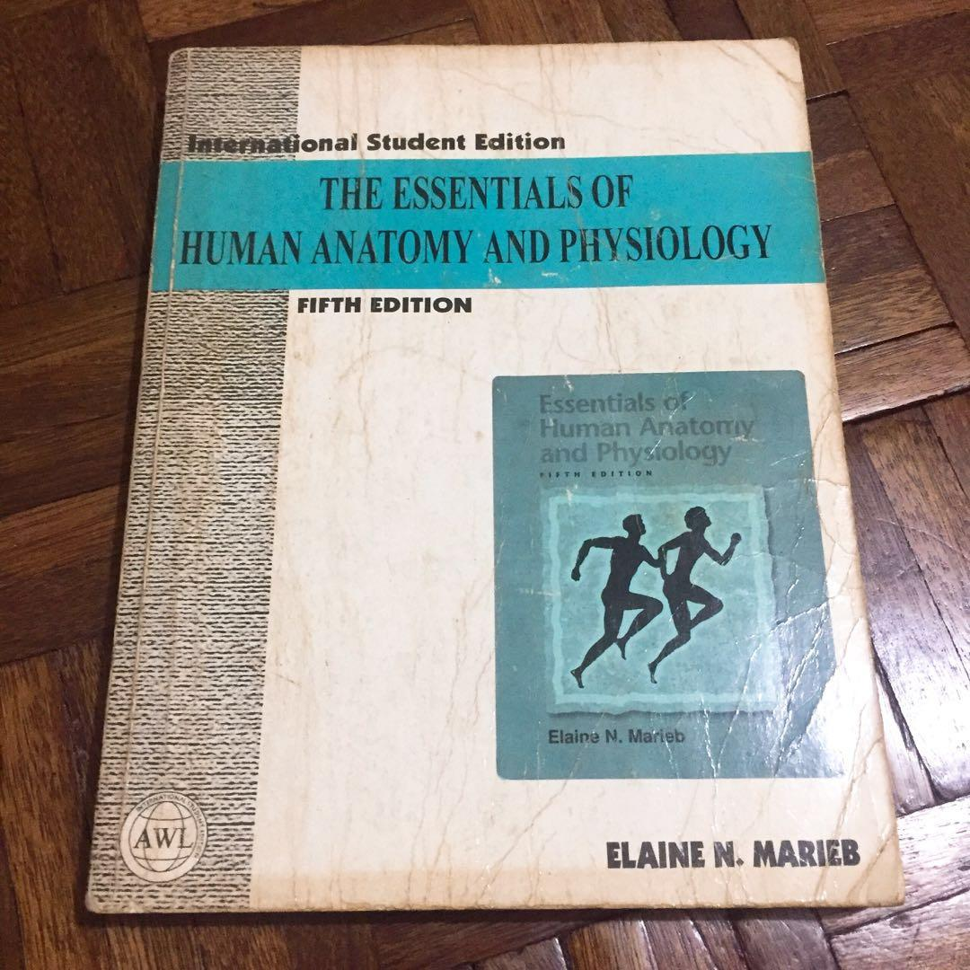 The Essentials of Human Anatomy and Physiology (5th Edition) by Elaine N. Marieb