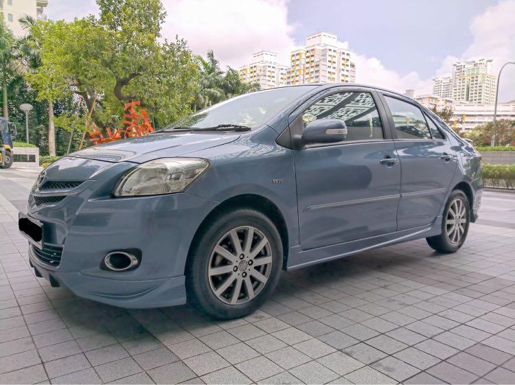 Toyota Vios 1.5A E (Lowest In Market)