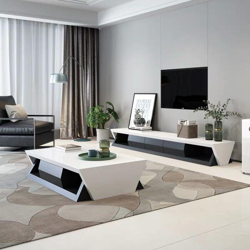 TV Console & Coffee Table