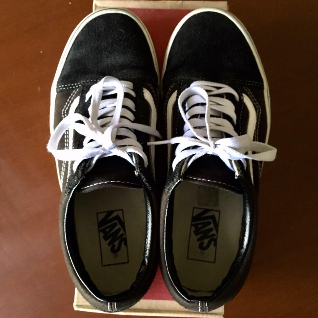 Vans Old Skool Classic Black/White BW