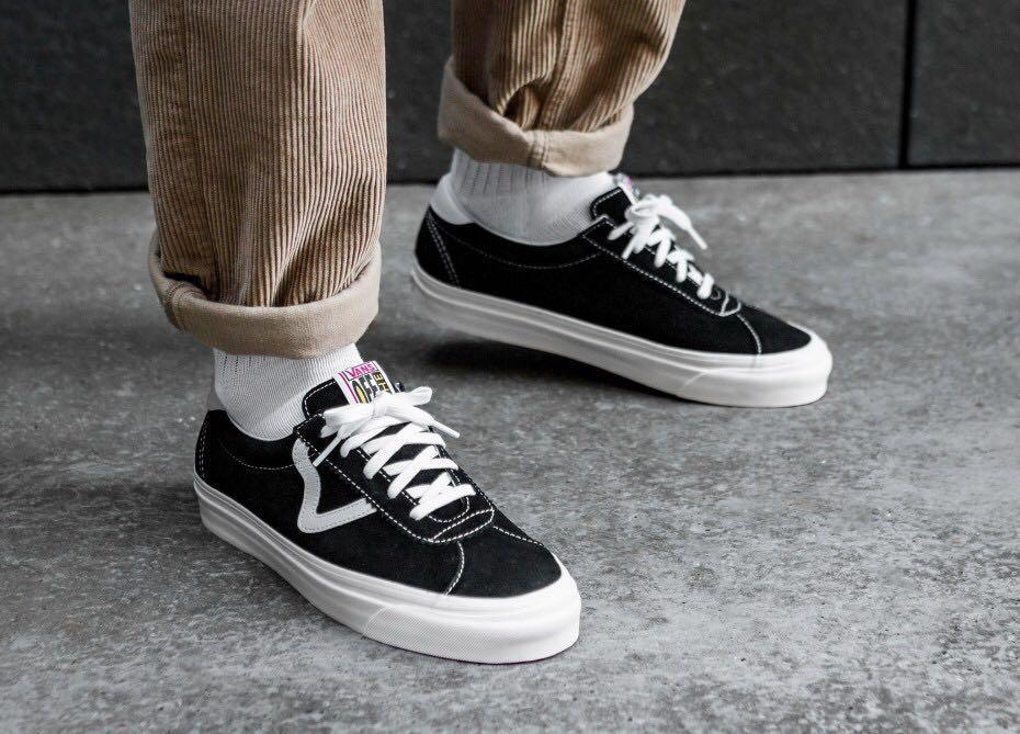 Vans Style 73 Dx Black, Men's Fashion