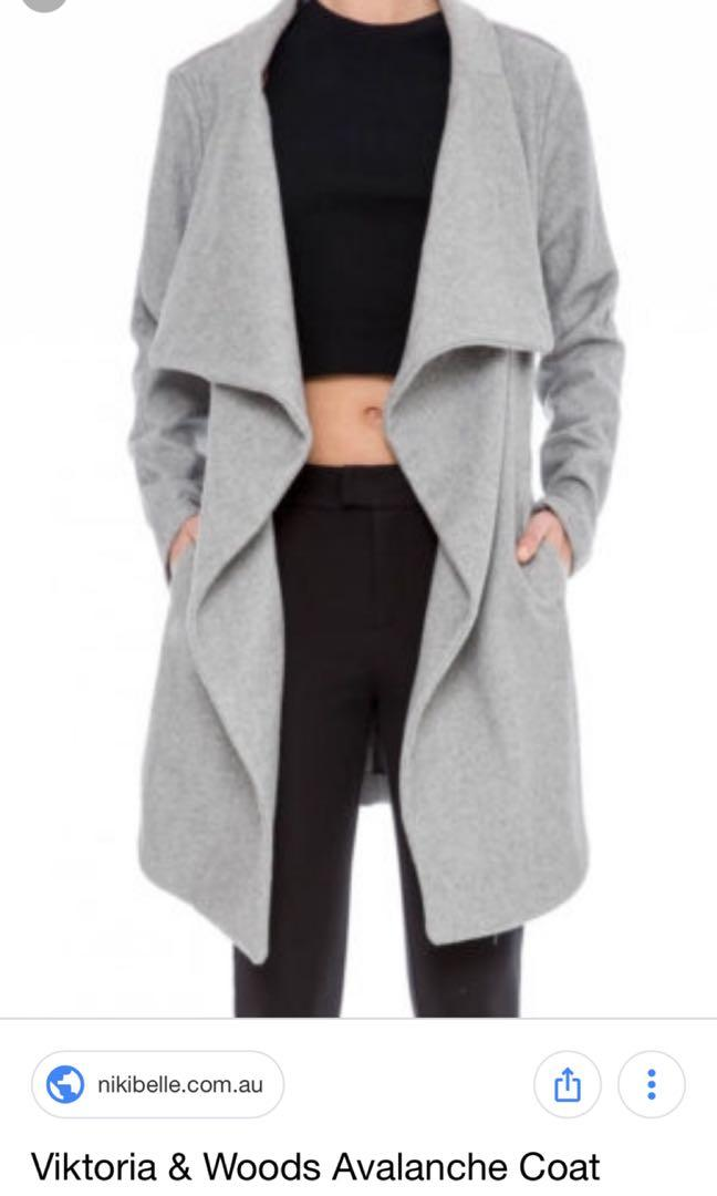 Viktoria and Woods Coat Jacket