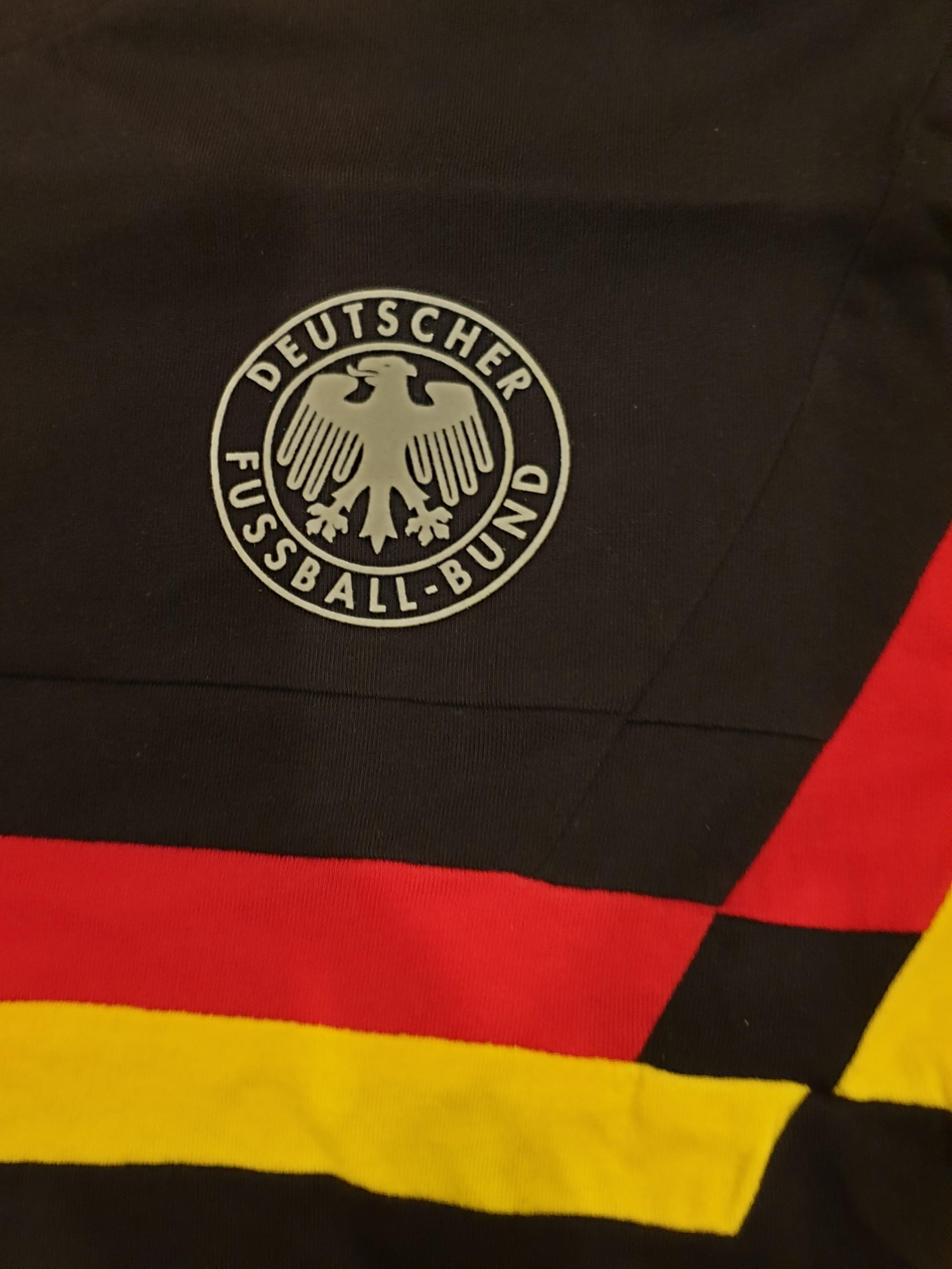 Vintage Adidas Germany T shirt., Sports, Sports Apparel on