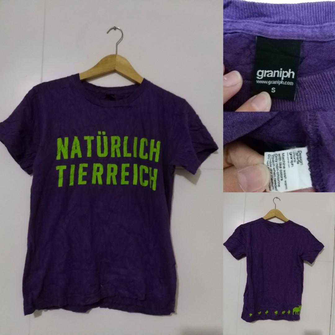 Woman Original - Tshirt Graniph