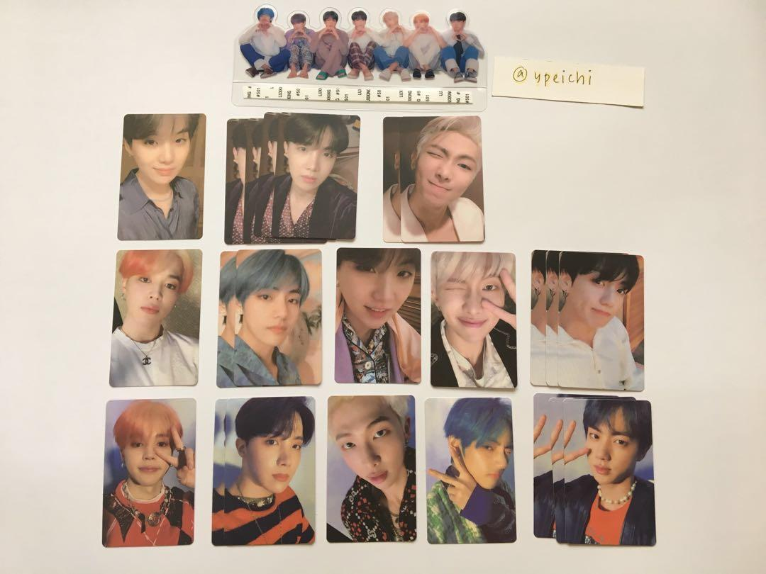 [WTS] BTS Map Of The Soul Persona Official Photocards