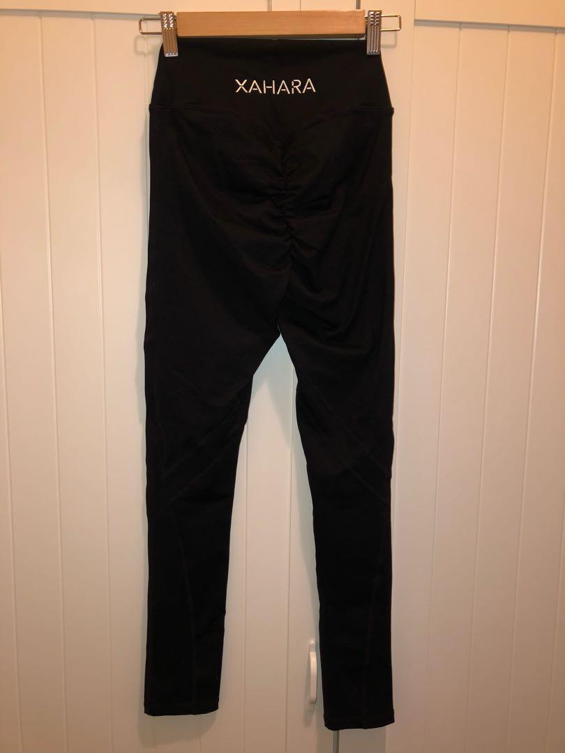 Xahara activewear 'bootylicious' scrunch butt gym leggings