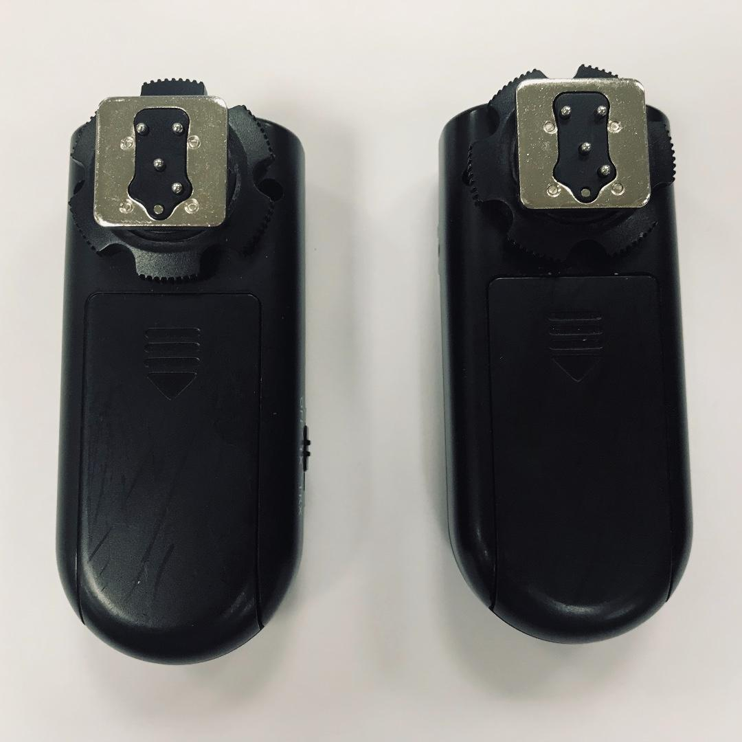 Yongnuo永諾 RF-603N II 無線閃光燈引閃器(適用於Nikon) Wireless Flash Trigger for Nikon