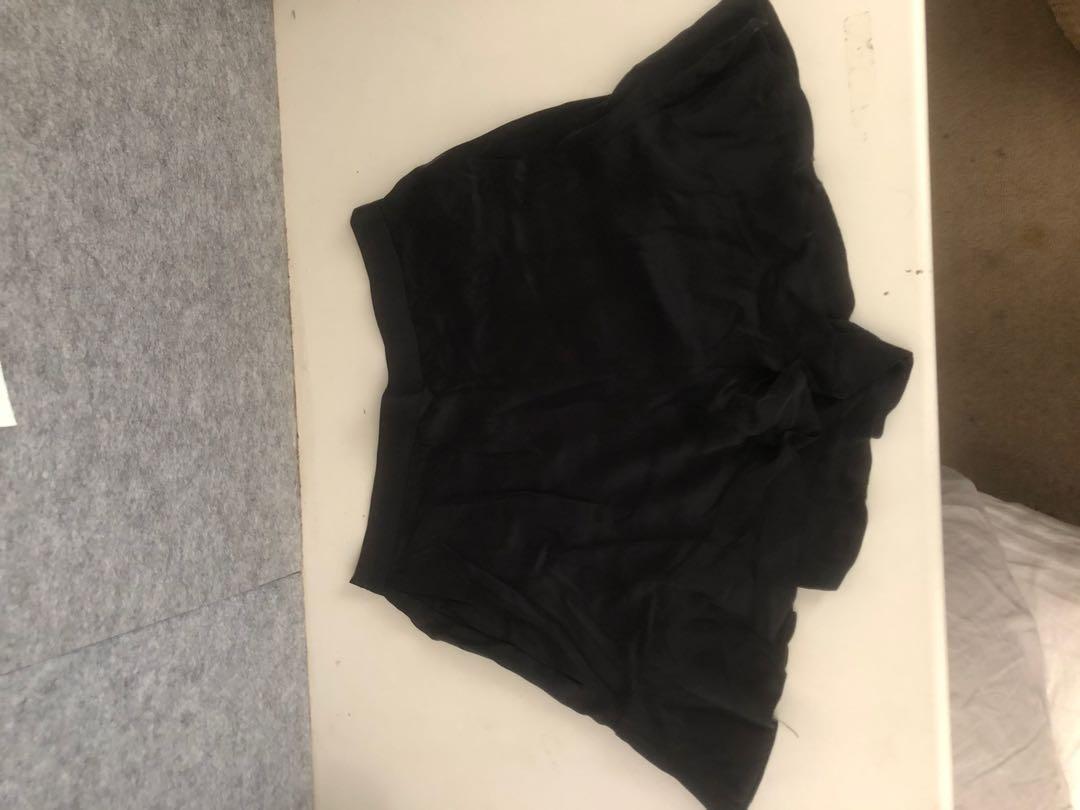 Zimmerman Shorts BLACK