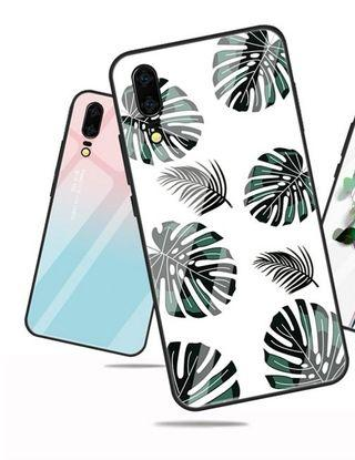 High quality tempered glass case for Huawei P20
