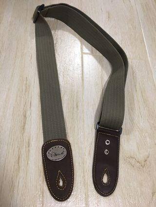 used (Chord) Strap for guitar/bass/uklele