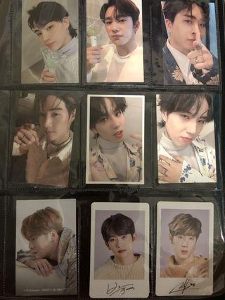 Got7 Photocard Clearance