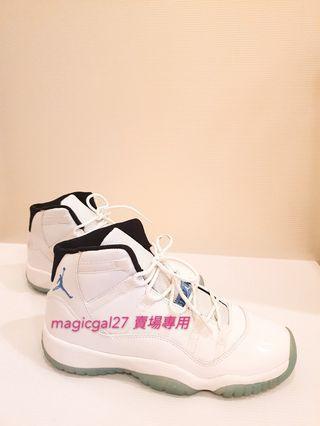 🚚 Air Jordan 11代 Blue black 7Y 全新