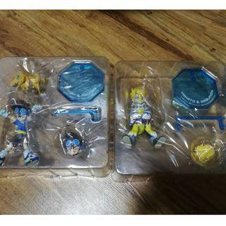 digimon 2 for 1 price promotion rm77 action figure statue figurine collectible
