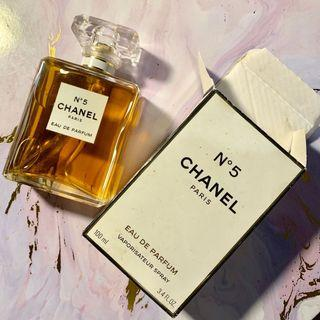 100ml authentic CHANEL No.5 EDP perfume