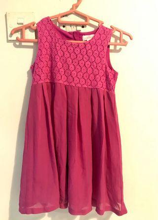 Pumpkin Patch Girl Sleeveless Dress