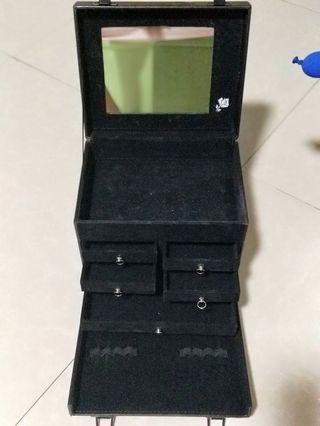 化妝品收納架 手飾箱