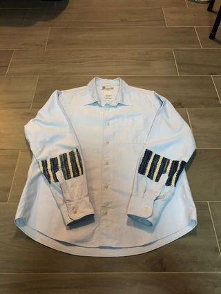 visvim lungta patch shirt