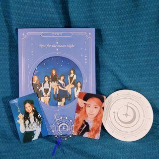 Album GFriend Time for The Moon Night (Time Ver.)