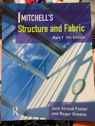 🚚 MITCHELL'S Structure and Fabric