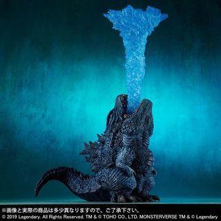 ⚠️5/26結單⚠️ X-PLUS Q版 擬真變形哥吉拉 2019 怪獸之王 一般版
