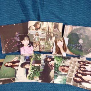 Album GFriend Rainbow