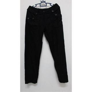 Black Trousers / Slack