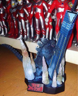🚚 Godzilla complete works 2nd godzilla vs space godzilla