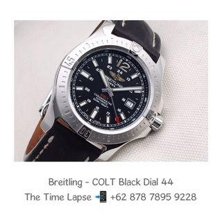 Breitling - COLT Black Dial 44