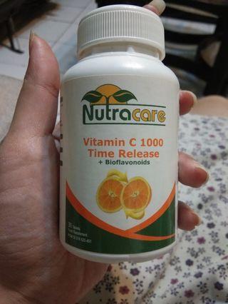 vit c 1000 time release plus bioflavonoids