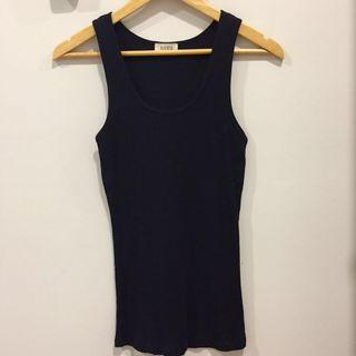 (📢BUY ONE FREE ONE📢😅 SEED/PADINI❤️ (NEW) L size RIBBED SLEEVELESS TOP/WOMEN