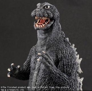 ⚠️5/26結單⚠️ 東寶大怪獸 ゴジラ1964 三大怪獣 地球最大の決戦普版