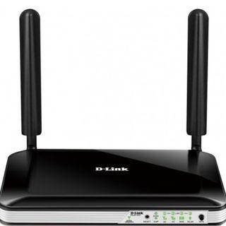 D-Link 4G LTE Modem Router(with SIM Card Slot)⁣