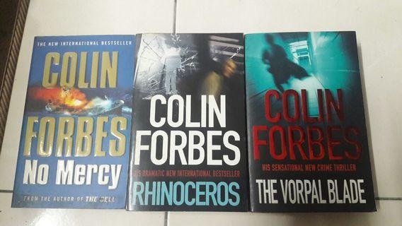 Colin Forbes Books