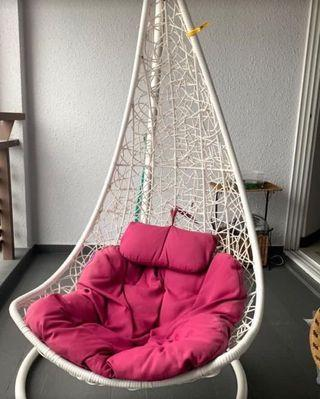 Red Swing chair / Hammock