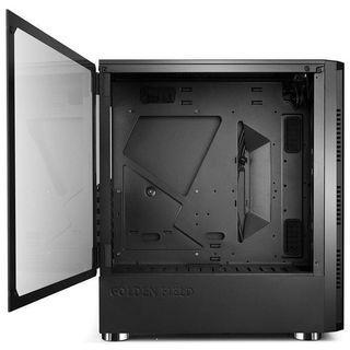🆕 包郵 ATX M-ATX E-ATX ITX 兩面玻璃 機箱 其他商品禁入我主頁😊