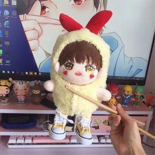 🚚 Ebi / tempura doll clothe 10cm 15cm 20cm